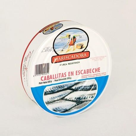 RO-550 Caballitas en Escabeche 20/25 piezas